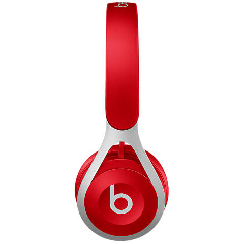 Beats EP On-Ear Kopfhörer Rot 99925716 seitlich
