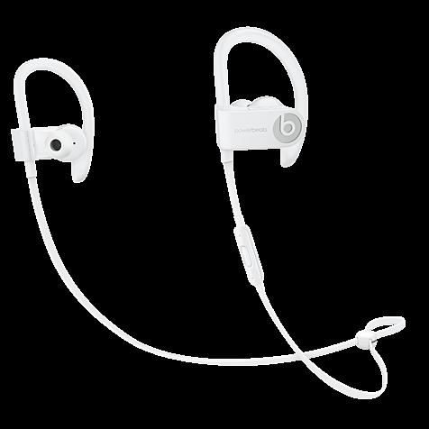 Beats Powerbeats3 Wireless In-Ear Bluetooth-Kopfhörer Weiß 99925719 hero
