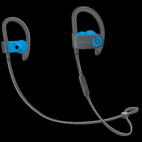Beats Powerbeats3 Wireless In-Ear Bluetooth-Kopfhörer Flash Blue 99925720 hero