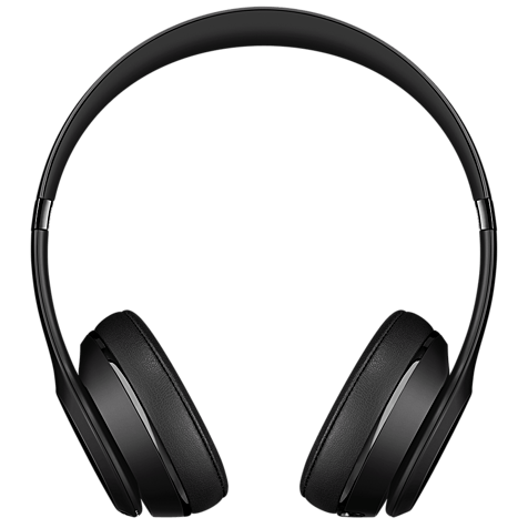 Beats Solo3 Wireless On-Ear Bluetooth-Kopfhörer Schwarz 99925739 hero