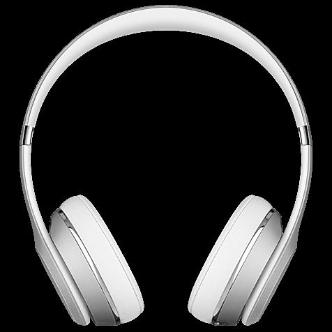 Beats Solo3 Wireless On-Ear Bluetooth-Kopfhörer Silber 99925742 hero