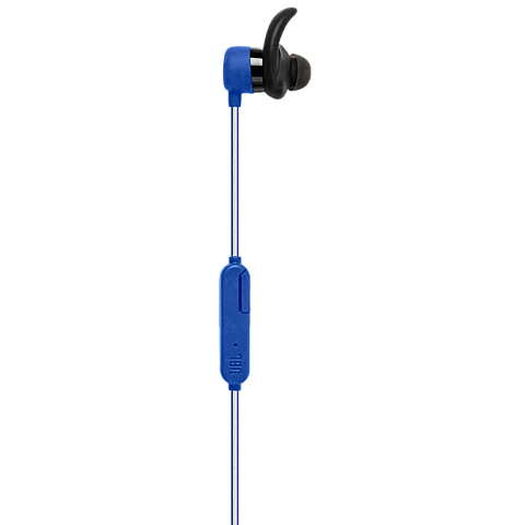 JBL Reflect Mini BT In-Ear Bluetooth-Sportkopfhörer Blau 99925496 hinten