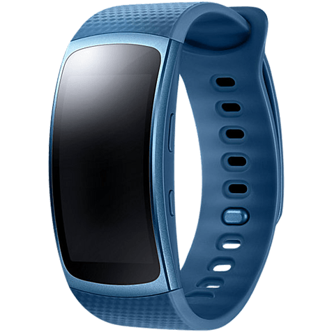 Samsung Gear Fit2 Armbandgröße Lblau 99925883 hero