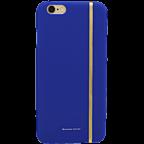 Diamond Cover 24 Karat Gold Stripe Blau Apple iPhone 6/6s 99925598 kategorie