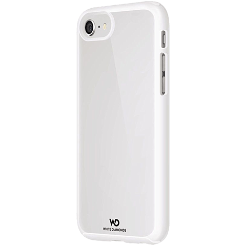 White Diamonds Essential Clear Case iPhone 7 weiss seitlich 99925319