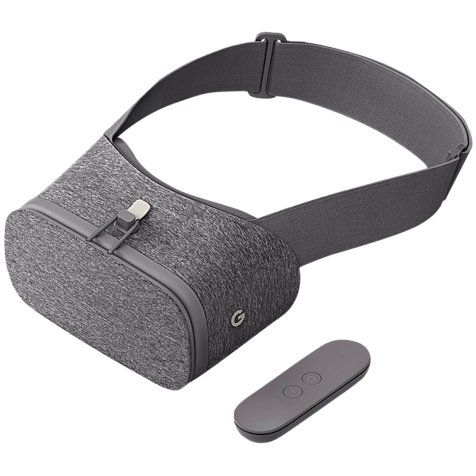 Google Daydream View VR-Headset Schiefergrau 99925773 hero