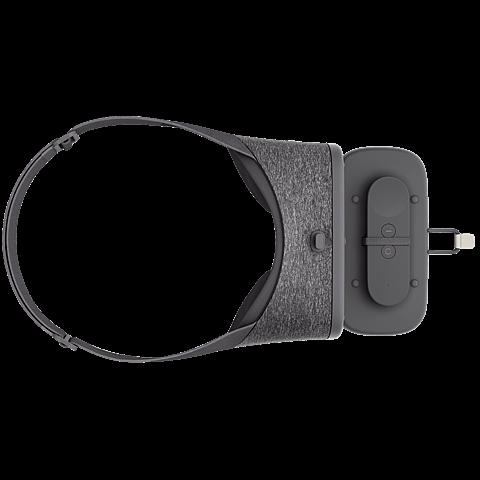 Google Daydream View VR-Headset Schiefergrau 99925773 seitlich2