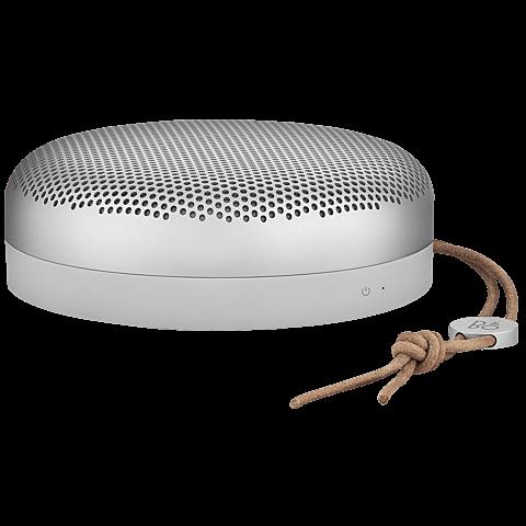 B&O BeoPlay A1 Bluetooth-Lautsprecher Natur 99925927 vorne