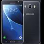 Samsung Galaxy J5 (2016) Schwarz vorne und hinten thumb