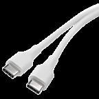 Google Verbindungskabel USB-C zu USB-C Grau 99925770 kategorie