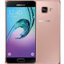 Samsung Galaxy A3 (2016) pink vorne und hinten thumb