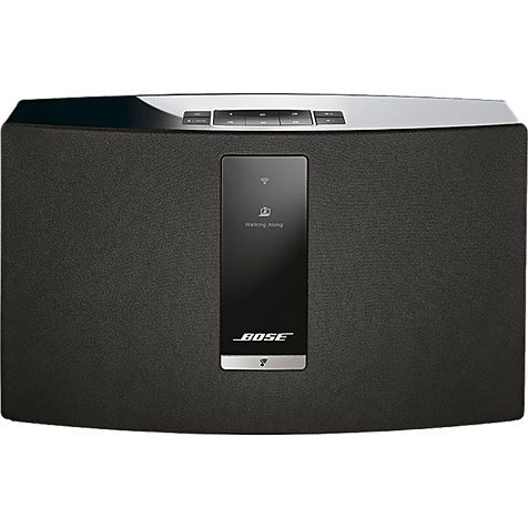BOSE SoundTouch 20 Series III Wireless Music System Schwarz 99925373 hero