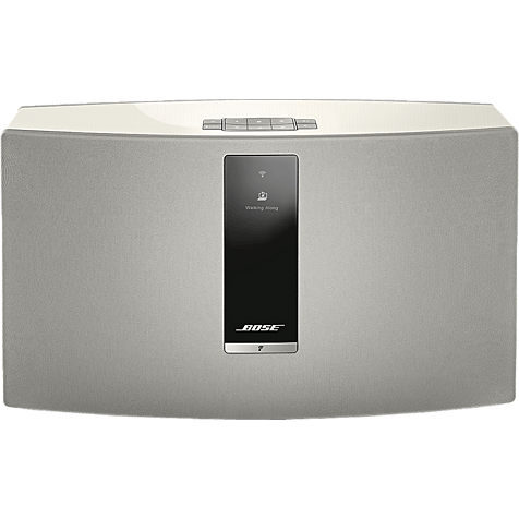 BOSE SoundTouch 30 Series III Wireless Music System Weiß 99925391 hero