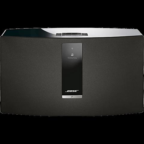 BOSE SoundTouch 30 Series III Wireless Music System Schwarz 99925388 vorne