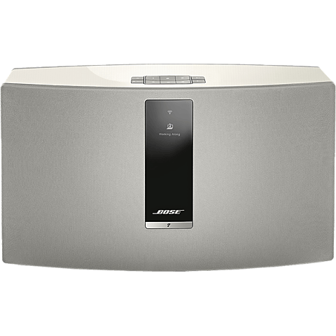 BOSE SoundTouch 30 Series III Wireless Music System Weiß 99925391 vorne