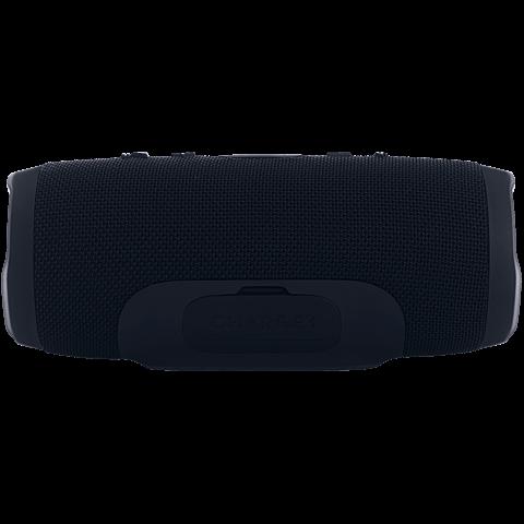 JBL Charge 3 Bluetooth Lautsprecher schwarz hinten 99925491