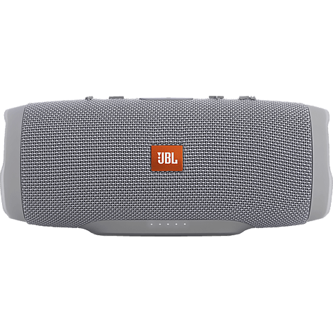 JBL Charge 3 Bluetooth Lautsprecher grau hero 99925492