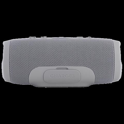 JBL Charge 3 Bluetooth Lautsprecher grau hinten 99925492