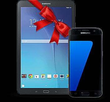 S7 + Gratis Tablet