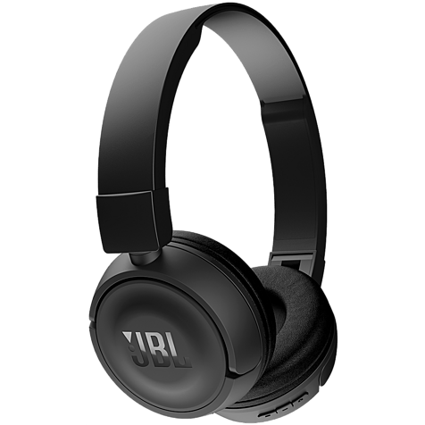 JBL T450 Bluetooth On Ear Kopfhörer schwarz hero 99925756