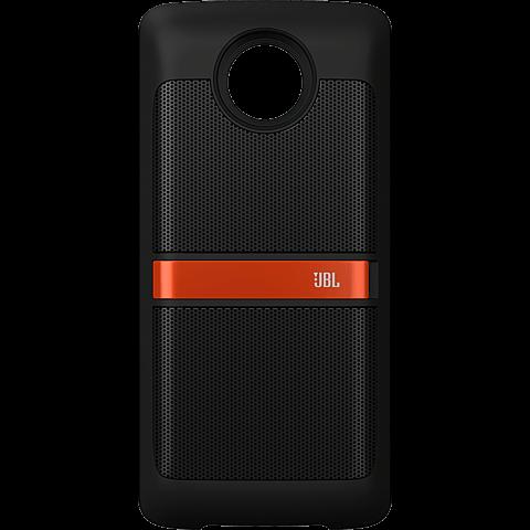 Lenovo Moto Mods JBL SoundBoost Speaker Schwarz 99925900 vorne