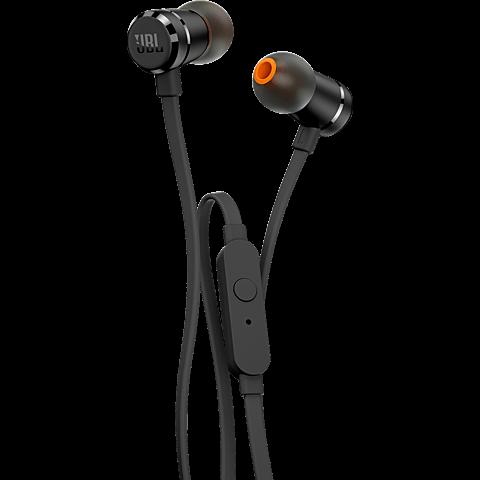 JBL T290 In Ear Kopfhoerer schwarz vorne 99925762