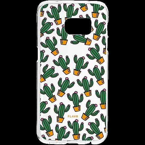 Flavr Cover Samsung S7 edge Kaktus Hinten 99925657
