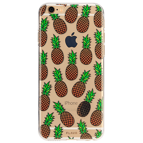 Flavr Cover Ananas Apple iPhone 6/6s Hinten 99925670