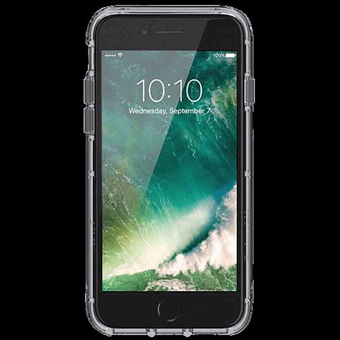 Griffin Survivor Clear Grau Apple iPhone 7 99925136 vorne
