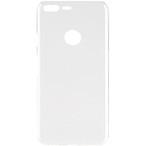 Xqisit iPlate Cover Google Pixel transparent hinten 99925871