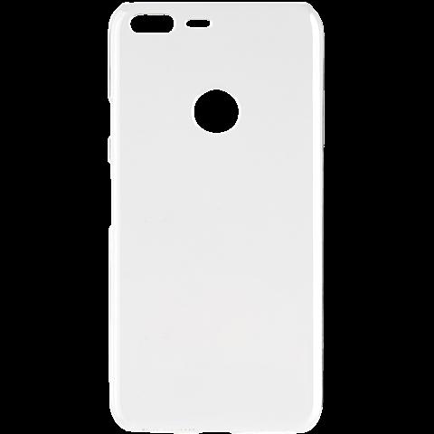 Xqisit iPlate Cover Google Pixel XL transparent hinten 99925872
