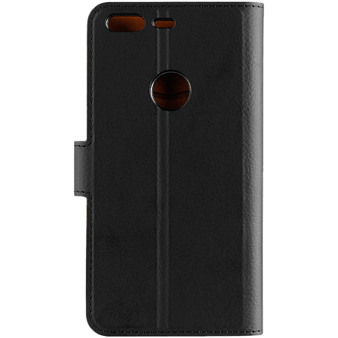 xqisit Slim Wallet Selection Schwarz Google Pixel 99925869 hinten