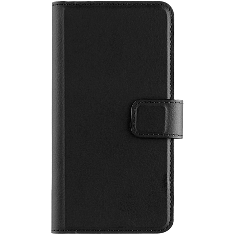 xqisit Slim Wallet Selection Schwarz Google Pixel 99925869 vorne
