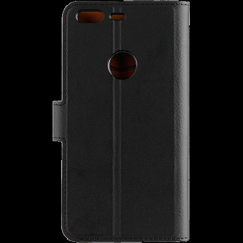 xqisit Slim Wallet Selection Schwarz Google Pixel XL 99925870 hinten