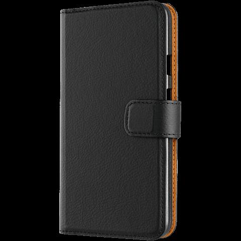 xqisit Slim Wallet Selection Schwarz Google Pixel XL 99925870 seitlich