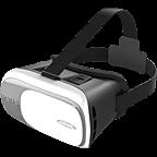 ednet Virtual Reality 3D-Brille für Smartphones Weiß 99925986 kategorie