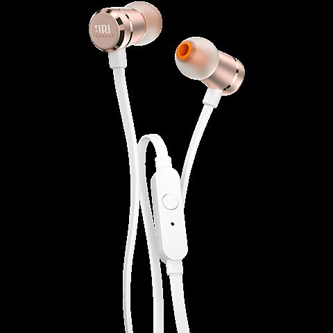 JBL T290 In Ear Kopfhoerer rosegold vorne 99925765