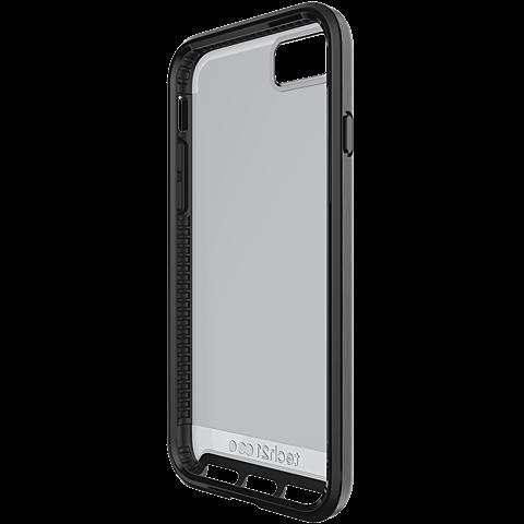 Tech21 EVO Elite iPhone 7 cover schwarz seitlich 99925441