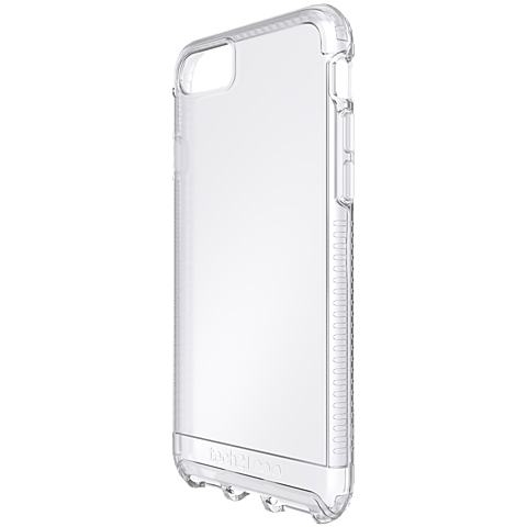 Tech21 Impact Clear iPhone 7 plus Cover transparent seitlich 99925465