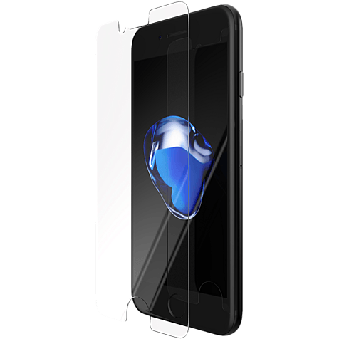 Tech21 Impact Shield Schutzfolie iPhone 7 Plus transparent hero 99925459