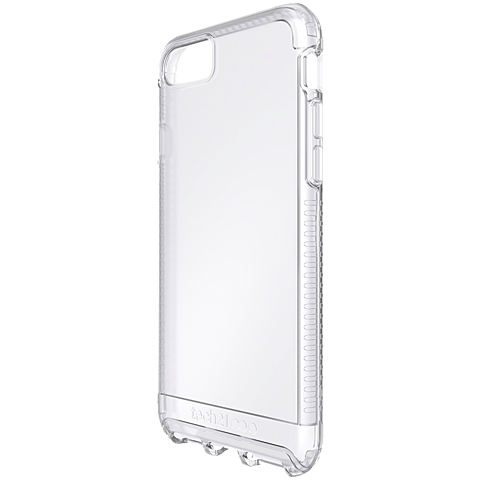 Tech21 Impact Clear iPhone 7 Cover transparent seitlich 99925464