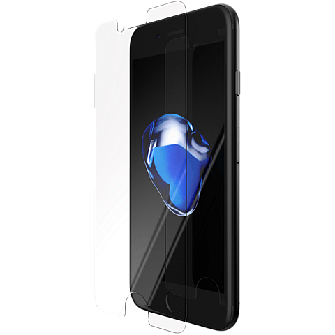 Tech21 Impact Shield Schutzfolie iPhone 7 transparent seitlich 99925458