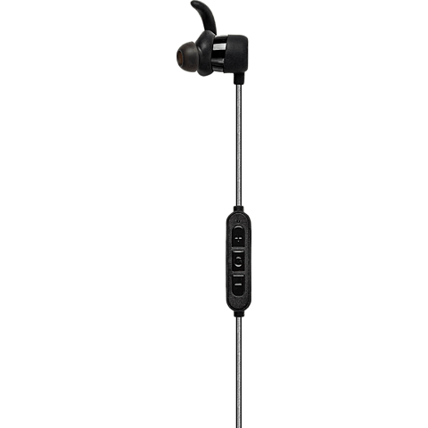 JBL Reflect Mini BT In-Ear Bluetooth-Sportkopfhörer Schwarz 99925495 hinten