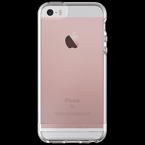 Tech21 Impact Clear Hülle Apple iPhone 5/5s/SE transparent hinten 99925460