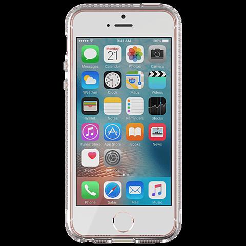 Tech21 Impact Clear Hülle Apple iPhone 5/5s/SE transparent vorne 99925460