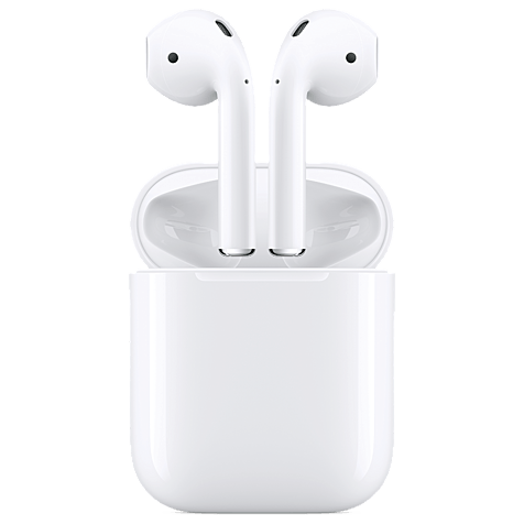 Apple AirPods Weiß 99926040 hero
