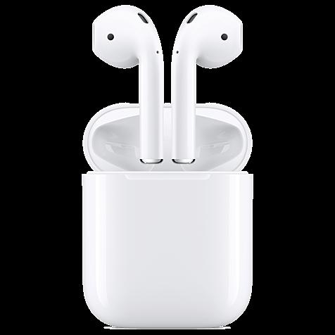 Apple AirPods Weiß 99926040 hero