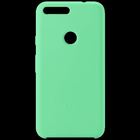 Pixel Case by Google Grün 99925837 hinten