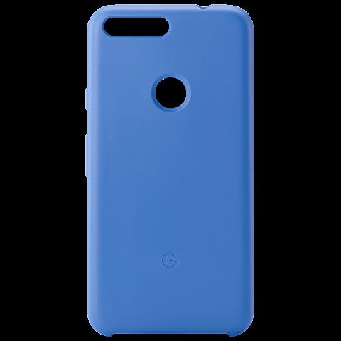Pixel XL Case by Google Blau 99925831 hinten