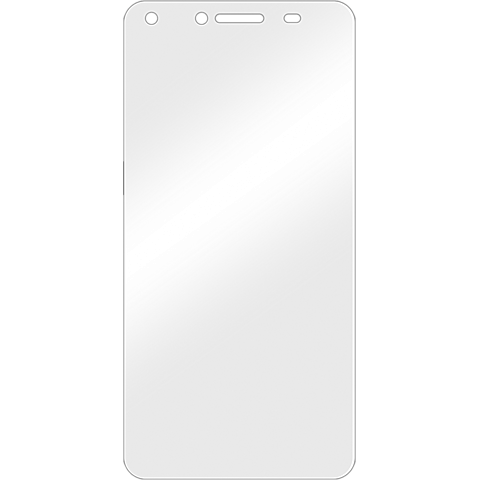 Displex Displayschutzfolie Huawei Y6 II Compact 99926053 vorne